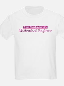 Grandmother of a Mechanical E T-Shirt