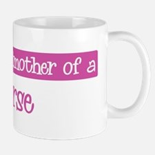 Grandmother of a Nurse Mug