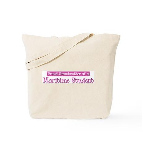 Grandmother of a Maritime Stu Tote Bag