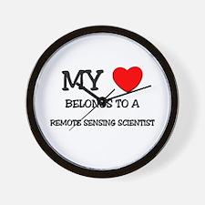 My Heart Belongs To A REMOTE SENSING SCIENTIST Wal
