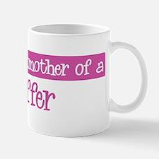 Grandmother of a Fluffer Mug