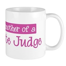 Grandmother of a Magistrate J Mug