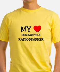 My Heart Belongs To A RADIOGRAPHER T