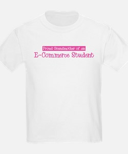 Grandmother of a E-Commerce S T-Shirt
