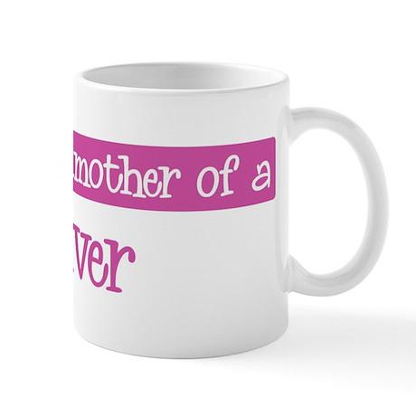 Grandmother of a Driver Mug