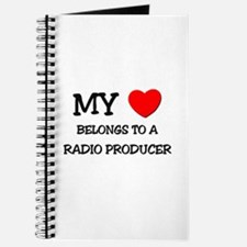 My Heart Belongs To A RADIO PRODUCER Journal