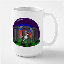 """""""Stonehenge"""" Large Mug"""