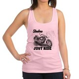 Shadow Womens Racerback Tanktop