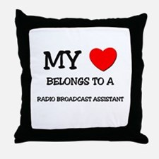 My Heart Belongs To A RADIO BROADCAST ASSISTANT Th