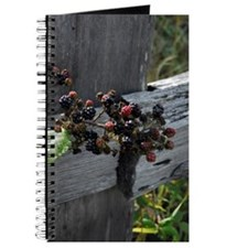 Fence Berries Journal