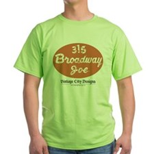 Broadway Joe T-Shirt