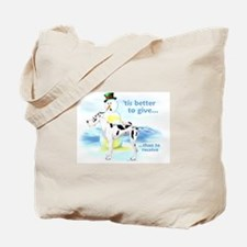 Great Dane Harle Giving Tote Bag