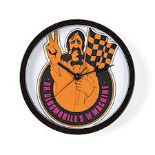 Mr. Oldsmobile Wall Clock