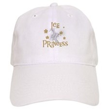 Ice Princess Baseball Cap