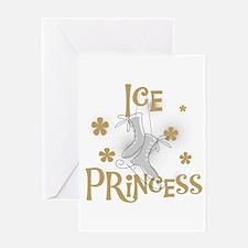 Ice Princess Greeting Card