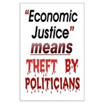 """35x23 what """"Economic Justice"""" really mea"""
