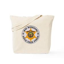 Mid Missouri Drug Task Force Tote Bag