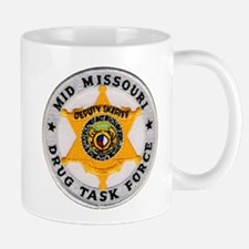 Mid Missouri Drug Task Force Mug