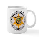 Mid Missouri Drug Task Force Mug