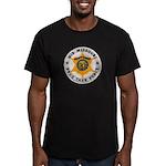 Mid Missouri Drug Task Force Men's Fitted T-Shirt