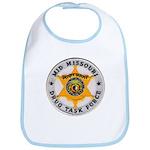 Mid Missouri Drug Task Force Bib