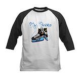 Boys hockey Long Sleeve T Shirts