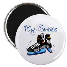 Skates My Shoes Magnet