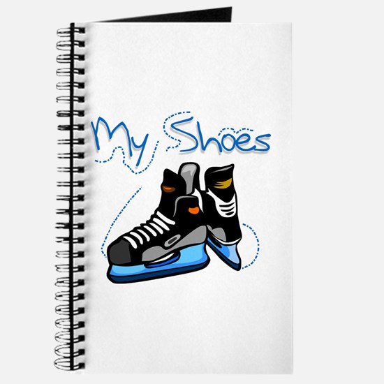 Skates My Shoes Journal
