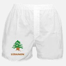 Lebanon Boxer Shorts