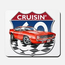 1969 Camaro Mousepad