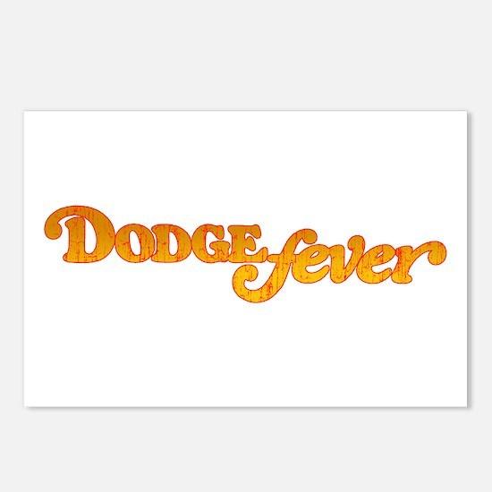 Dodge Fever Postcards (Package of 8)