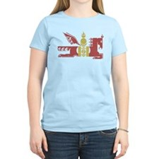 Mongol Horse Distressed T-Shirt
