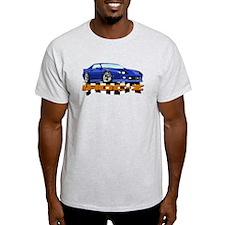 Blue Camaro IROC-Z T-Shirt
