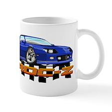 Blue Camaro IROC-Z Mug