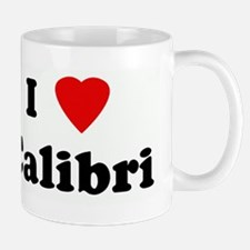 I Love Calibri Mug
