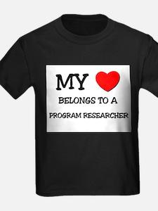 My Heart Belongs To A PROGRAM RESEARCHER T