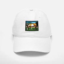 Buckskin Overo Paint Horse Baseball Baseball Baseball Cap