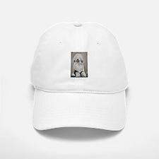Old English Sheepdog Baseball Baseball Cap