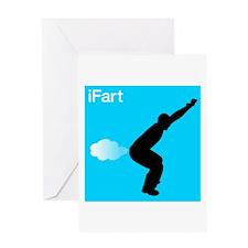 iFart Greeting Card