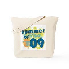 Summer of 09 Tote Bag