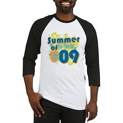 Summer of 09 Baseball Jersey
