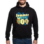 Summer of 09 Hoodie (dark)