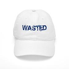 TOTALLY WASTED SHIRT BUMPER S Baseball Cap