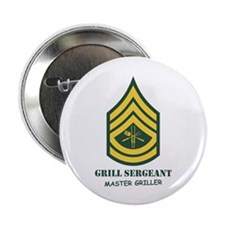 "Grill Sgt. 2.25"" Button (100 pack)"