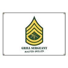Grill Sgt. Banner