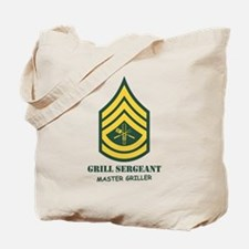 Grill Sgt. Tote Bag