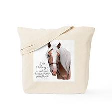 Haflinger More Than Tote Bag