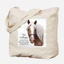 Haflinger More Than Tote Bag