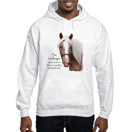 Haflinger More Than Hooded Sweatshirt