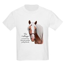 Haflinger More Than T-Shirt